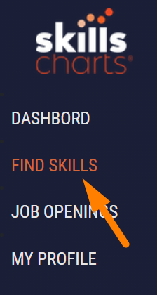 SkillsCharts   Find Skills